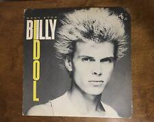 "Billy Idol – Don't Stop 12"" Single Chrysalis – CEP 4000 - 1981"