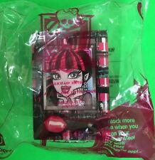 MCDONALD'S HAPPY MEAL MONSTER HIGH 'MAKE UP TOY' #6 NIP!!