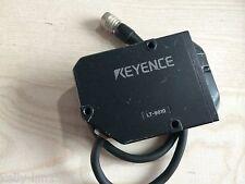 1PCS Used  KEYENCE laser displacement sensor LT-9010  Test OK