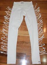 Womens Gorgeous White Pants - One Teaspoon - Size S