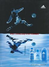 Adidas Ice Dive Range 2001 Magazine Advert #358