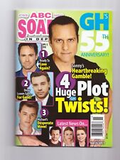 ABC SOAPS IN DEPTH GENERAL HOSPITAL GH 4 HUGE PLOT TWISTS 55TH ANNIVERSARY NEW