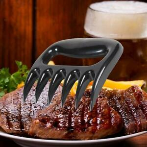 2pcs/set Portable Bear Claws Barbecue Fork Pull Meat Shred Pork Clamp BBQ Tools