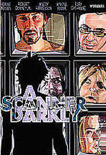 A Scanner Darkly on DVD