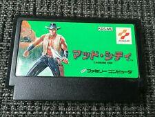 Mad City (bayou billy)  - Nintendo Famicom NES Import JP - US Seller