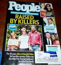 People Magazine Feb 3 2014 Raised by Killers / Beatlemania / Screen Actors Award