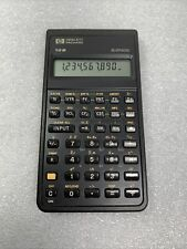Hp 10B Business Financial Calculator Vintage (Tested and Works)