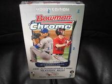 2012 Bowman Chrome Hobby Box Maybe Bryce Harper,Yu Darvish Rookie??????