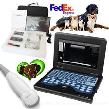 Veterinary Ultrasound Scanner Laptop Machine Micro Convex Probe For Cat Dog Pet