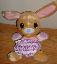 """FUR BERRIES Babies Bunny Rabbit 7.5"""" plush by Spin Master 2009"""