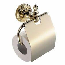 CASEWIND Klorollenhalter Gold, Toilettenpapierhalter (Toilettenpapierhalter)
