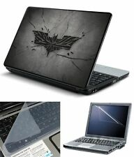 Psycho Art Broken Knight Laptop Accessories Combo 3in1 (Skin, Screen & KeyGuard)