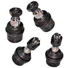 Suspension Chassis Upper+Lower Ball Joints Set Fits Ford F250 F350 Super Duty