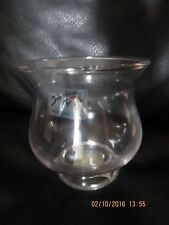 dickes vetro chiaro vetro INSERTO 14x14 CM NUOVO Sandra Rich Decorazione VENTO LUCE CILINDRO