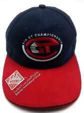FIA GT CHAMPIONSHIP BAHRAIN INTERNATIONAL CIRCUIT blue adjustable cap / hat