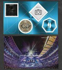 Ireland-U2-Music Celebration-2 Diff miniature sheets of stamps-2020-mnh
