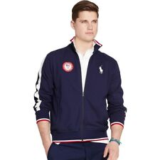 2018 Ralph Lauren USA Olympic Track Jacket Size Large