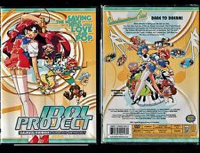 Idol Project - Complete Anime Series - Brand New 2 DVD Set