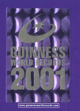 Guinness World Records 2001, unknown , Acceptable | Fast Delivery