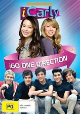 iCarly - iGo One Direction (DVD, 2013) - Region 4