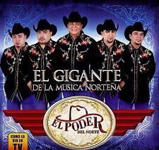 El Poder Del Norte : El Gigante De La Musica Norteña CD