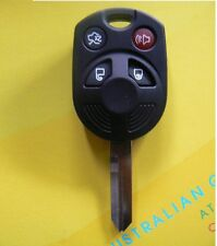Ford 4 Button Remote Keyless Entry Key case shell Mustang Escape Edge Expedition