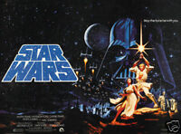 Star wars cult movie poster print 120
