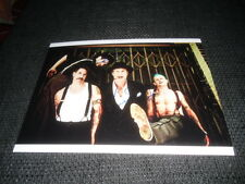 Red HOT CHILI PEPPERS signed 8x11 inch Foto kam 2011 in Berlin Look