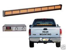 SHO-ME- 11.2741P.A00 AMBER LED SIGNAL STICK-MADE IN USA