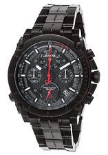 Bulova Precisionist Stainless Chronograph Mens Watch 98B257