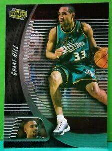 Grant Hill regular card 1998-99 Upper Deck UD Ionix #21
