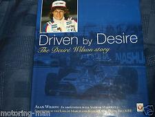 Desire Wilson Story Ensign F1 F2 de Cadenet MOMO Mars PORSCHE 962 935 K3 Spice