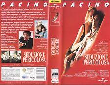 Seduzione pericolosa (1989) VHS