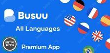 Busuu Lifetime Premium | Android App | All 12 Languages | 2020 Version