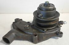 Continental engine NOS water pump assembly Military M-Series E604K-400 M600K-402