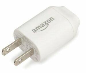OEM Amazon 5W USB Charger (also compatible with other android and iOS devices)
