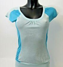Ladies Puma Shala T-Shirt two tone - various sizes - BNWT