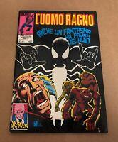 L'Uomo Ragno Spider-Man Black Costume n. 43 Ed. Marvel Star Comics 1990