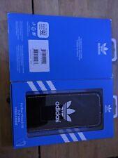 Funda carcasa Capirotazo original Adidas iPhone 5 5S se negro