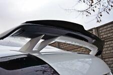 Cup Dachspoiler schwarz Heckspoiler für Audi TT RS 8J Spoiler Splitter Rear TTRS