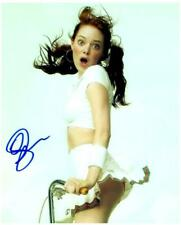 Emma Stone 8x10 Autographed signed Photo Picture and COA