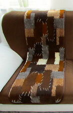 "Seat Cover / Couch Saver/Furniture Saver 1 Piece "" Patchwork "" 19 11/16X78"