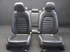 Lederausstattung VW Passat 3C Sportsitze Leder Ausstattung Sitz Rückbank ISOFIX