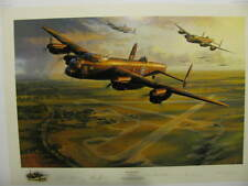 """Nicolas Trudgian's """"Bomber Force"""" Sold Out L/E"""