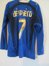 Italie 2006 Maison WC football shirt ls Del Piero 7 / 39188