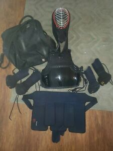 E-Bogu kendo armor JAPANESE excellent condition with bag and extra gloves