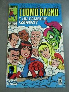 L'UOMO RAGNO n° 67 28 FEBBRAIO 1991 - ED. STAR COMICS - OTTIMO - NUOVO