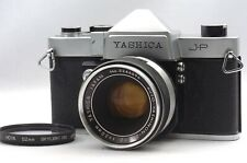 @ Ship in 24 Hrs! @ EXC! @ Yashica J-P Film SLR Camera Auto Yashinon-DX 50mm f2