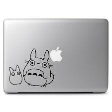 Totoro Small Studio Ghibli for Macbook Air Pro Laptop Car Window Decal Sticker