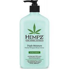 Hempz Triple Moisture Herbal Whipped Body Creme (500ml)